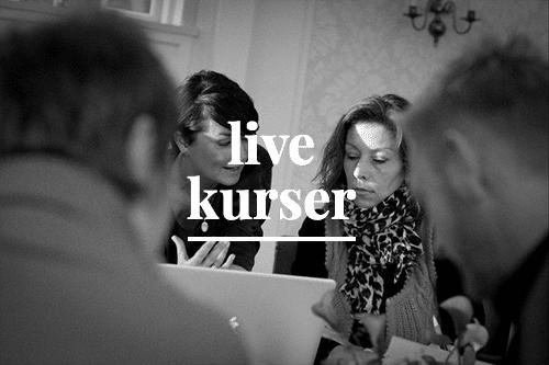 Live Kurser